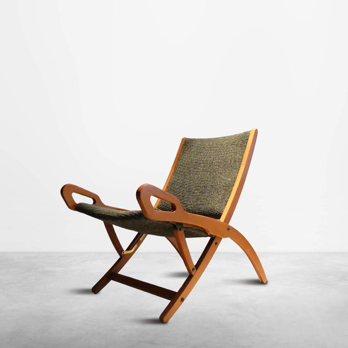 "Gio Ponti for Fratelli Reguitti, Italian Mid-Century ""Ninfea"" armchair, 1958"