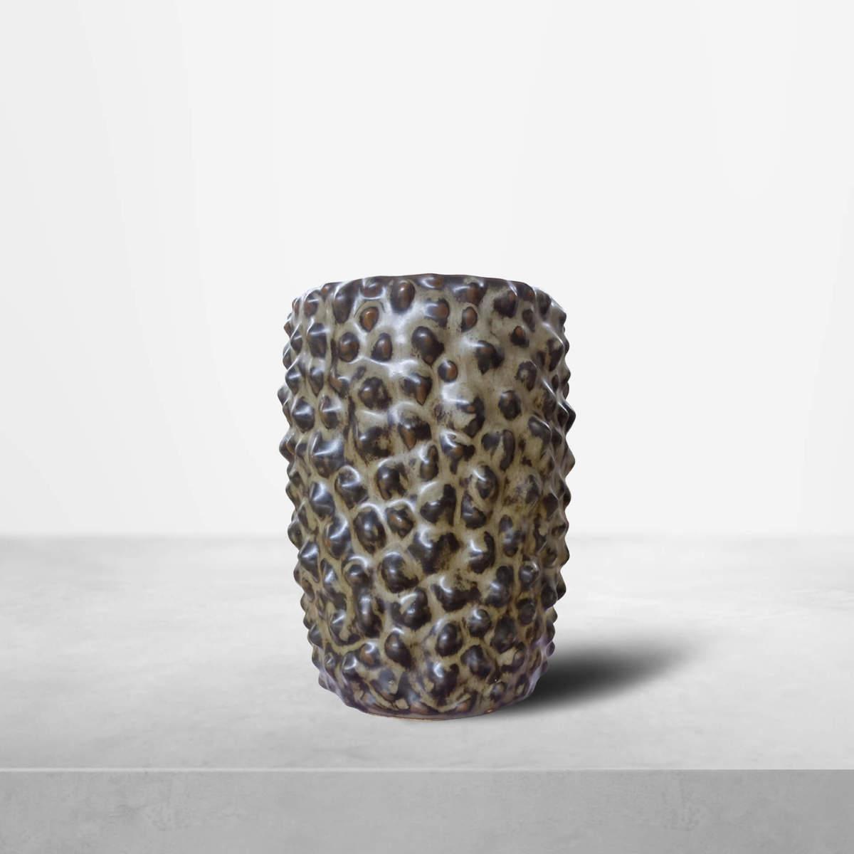 """Axel Salto for Royal Copenhagen, Danish Mid-Century """"Budding Vase"""" , 1938"""