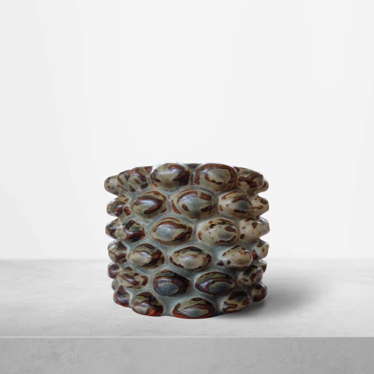 """Axel Salto for Royal Copenhagen, Danish Mid-Century """"Budding Vase"""" , 1937"""