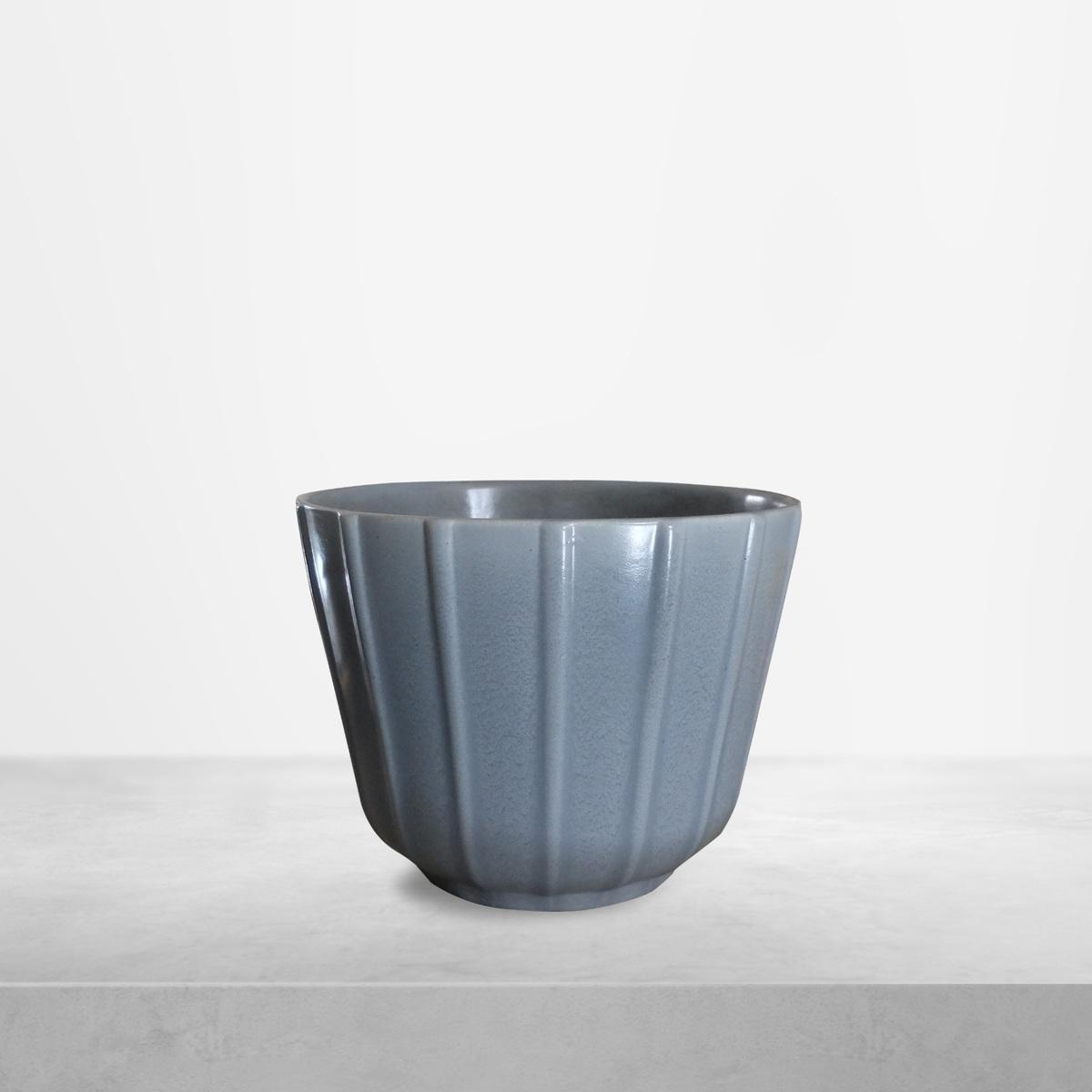 Guido Andlovitz for Lavenia, Elegant Vase in Glazed Ceramic, 1930s