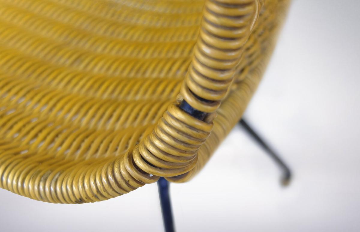 "Gastone Rinaldi for Rima, Italian Mid-Century ""DU 68"" Chair, 1955"