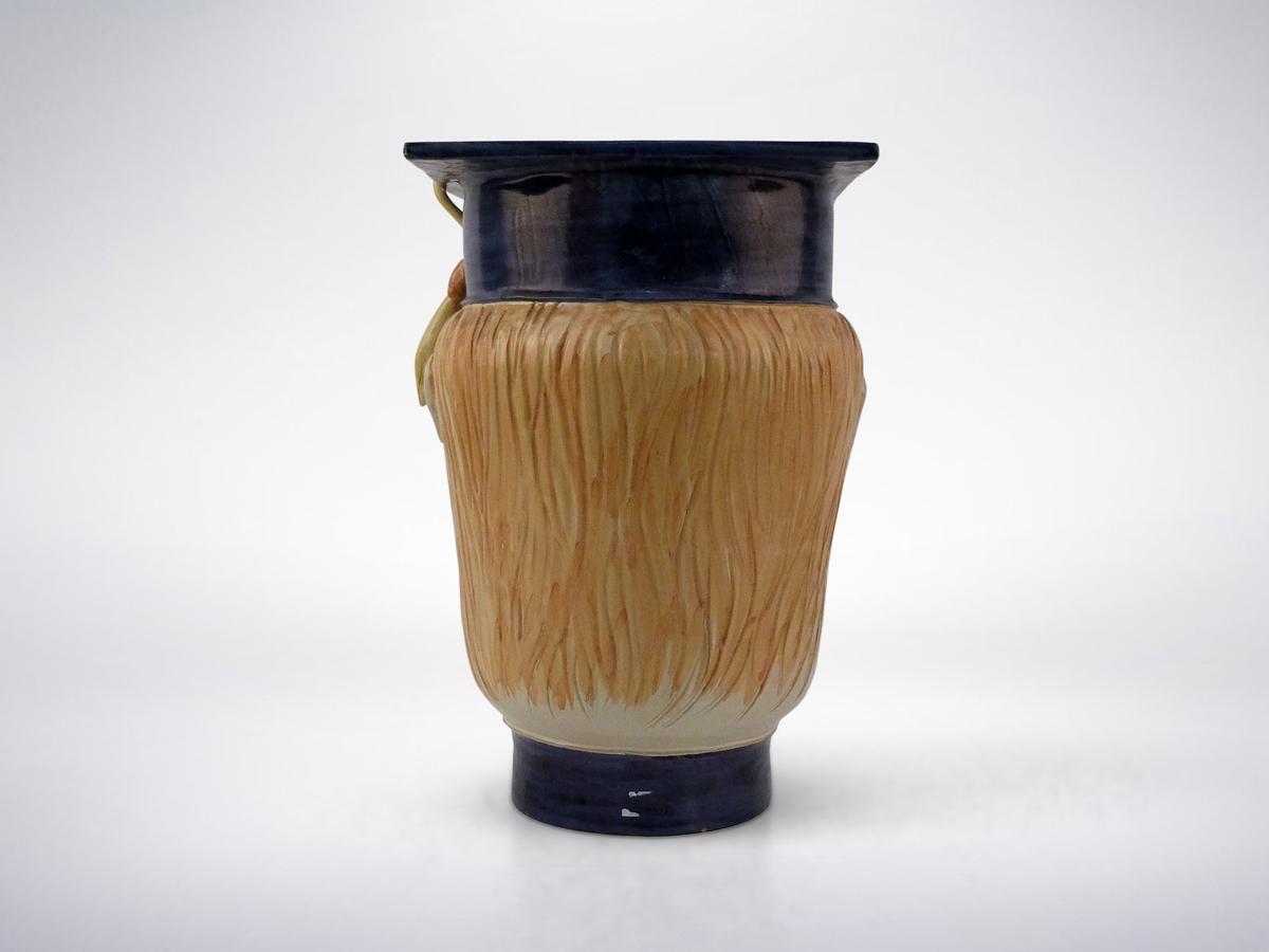 "Ugo La Pietra, Porcelain ""Avvocato"" Vase, 2010"
