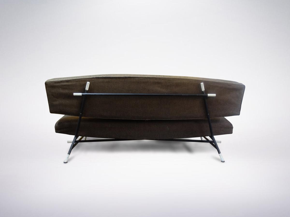 Ico parisi, Italian Mid-century Model 865 Sofa, 1955, Italy